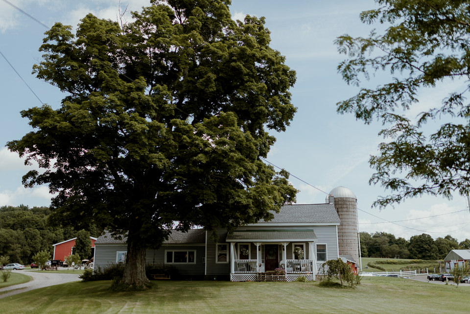 Gilbertsville Farmhouse Wedding Upstate NY Wedding graphy