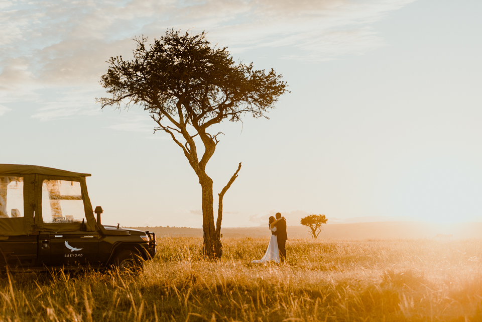 best-destination-weddings-25 Best Destination Weddings - Africa Safari Wedding