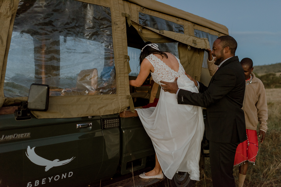 best-destination-weddings-6 Best Destination Weddings - Africa Safari Wedding