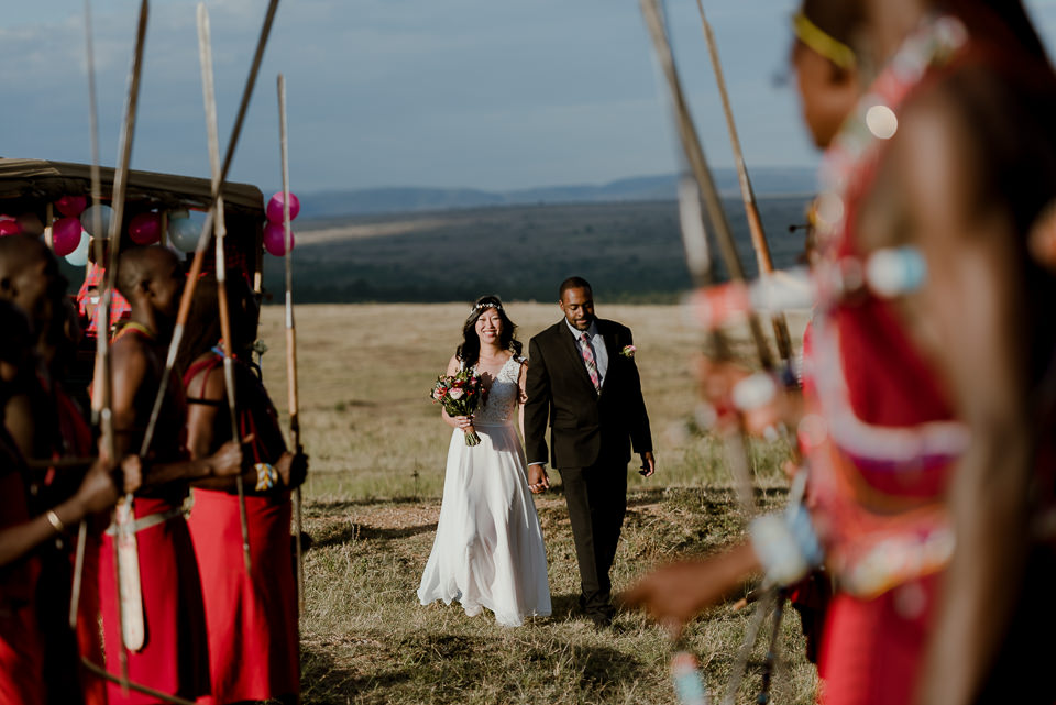 best-destination-weddings-84 Best Destination Weddings - Africa Safari Wedding