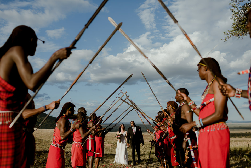 best-destination-weddings-85 Best Destination Weddings - Africa Safari Wedding