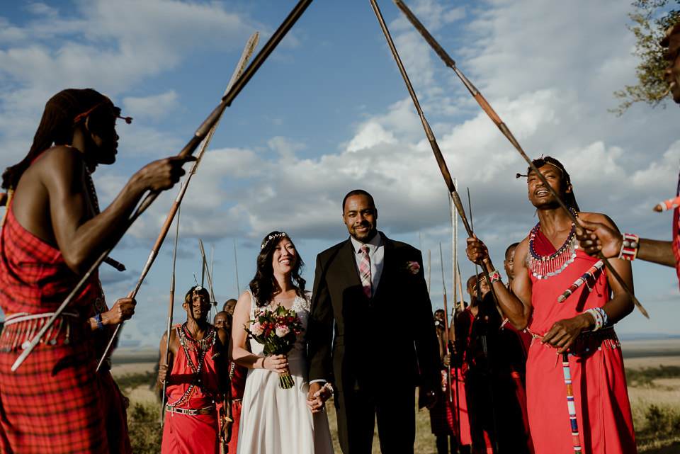 best-destination-weddings-86 Best Destination Weddings - Africa Safari Wedding