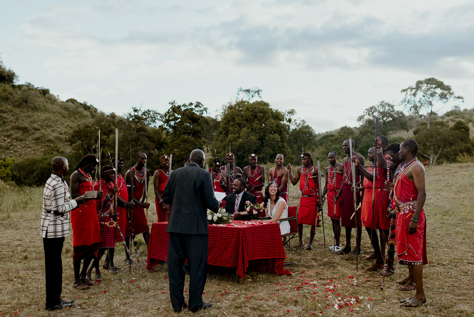 best-destination-weddings-92 Best Destination Weddings - Africa Safari Wedding