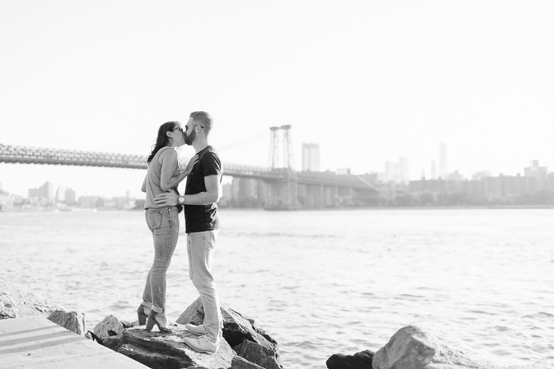brooklyn-engagement-shoot-23 Winter Engagement Shoot in Brooklyn