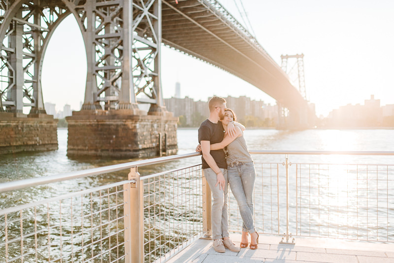 brooklyn-engagement-shoot-35 Winter Engagement Shoot in Brooklyn