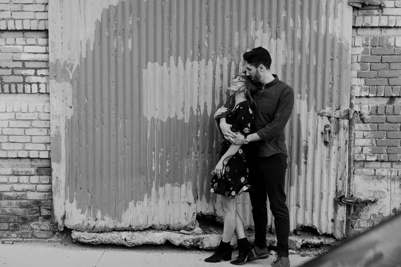 brooklyn-photographers-14 Winter Engagement Shoot in Brooklyn