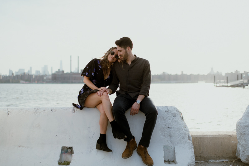 brooklyn-photographers-21 Winter Engagement Shoot in Brooklyn