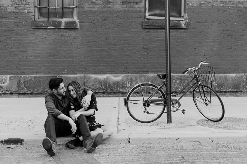 brooklyn-photographers-27 Winter Engagement Shoot in Brooklyn