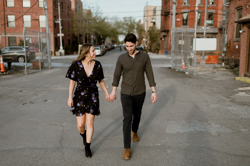 brooklyn-photographers-29 Winter Engagement Shoot in Brooklyn