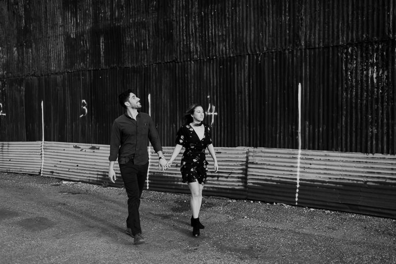 brooklyn-photographers-31 Winter Engagement Shoot in Brooklyn