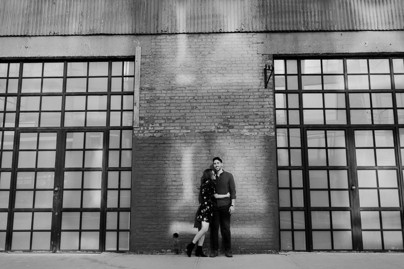 brooklyn-photographers-4 Winter Engagement Shoot in Brooklyn
