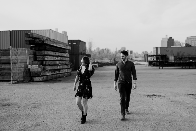 brooklyn-photographers-40 Winter Engagement Shoot in Brooklyn