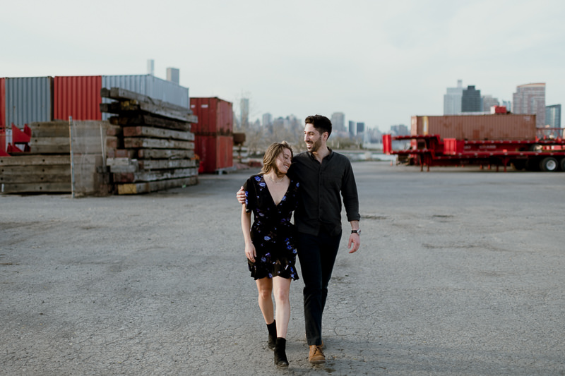 brooklyn-photographers-41 Winter Engagement Shoot in Brooklyn