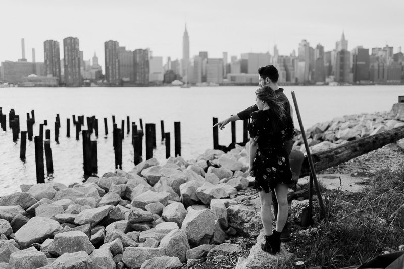 brooklyn-photographers-42 Winter Engagement Shoot in Brooklyn