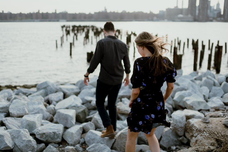 brooklyn-photographers-43 Winter Engagement Shoot in Brooklyn