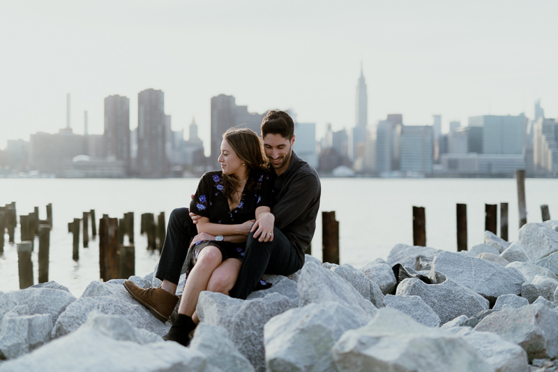 brooklyn-photographers-48 Brooklyn Photographers - Greenpoint Engagement Shoot