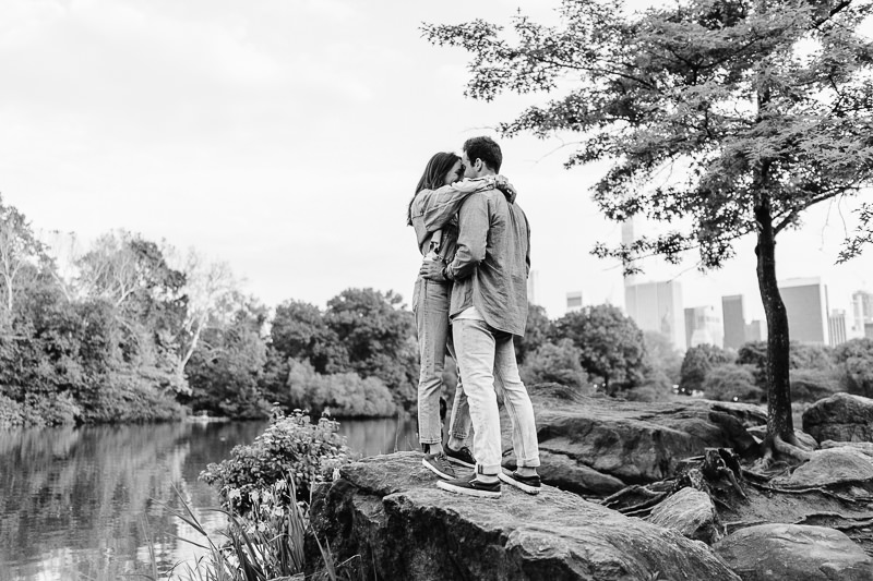 nyc-engagement-photography-37 Winter Engagement Shoot in Brooklyn