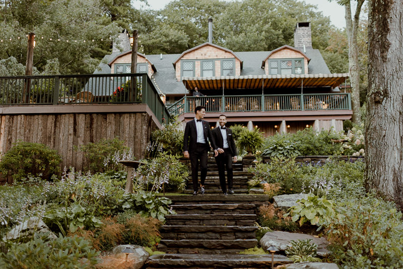upstate-ny-wedding-venues-110 Deer Mountain Inn Wedding - Gay Wedding Ideas