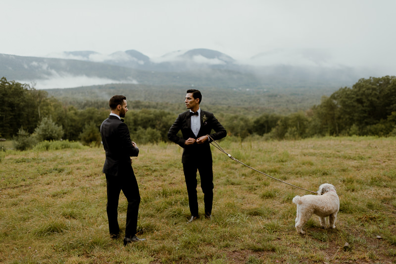 upstate-ny-wedding-venues-30 Deer Mountain Inn Wedding - Gay Wedding Ideas