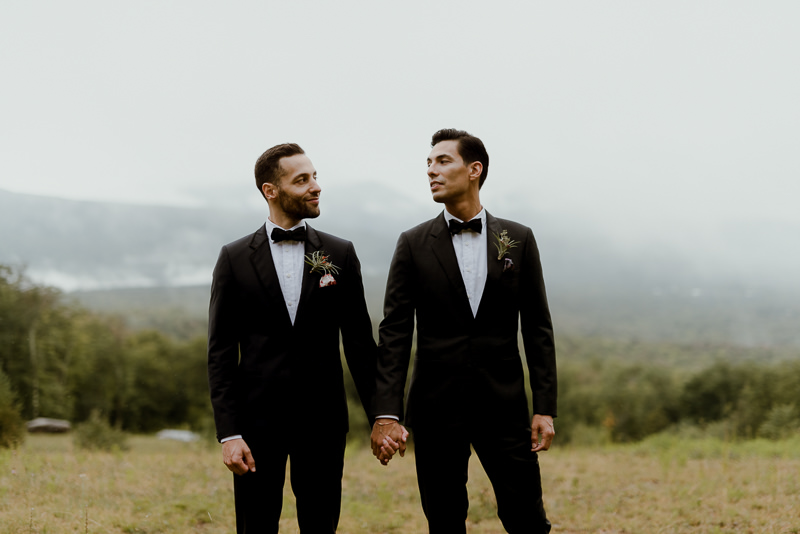 upstate-ny-wedding-venues-37 Deer Mountain Inn Wedding - Gay Wedding Ideas
