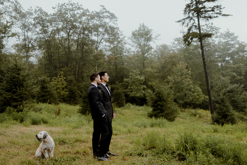 upstate-ny-wedding-venues-40 Deer Mountain Inn Wedding - Gay Wedding Ideas