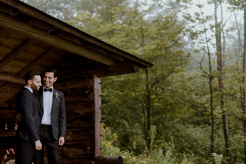 upstate-ny-wedding-venues-45 Deer Mountain Inn Wedding - Gay Wedding Ideas