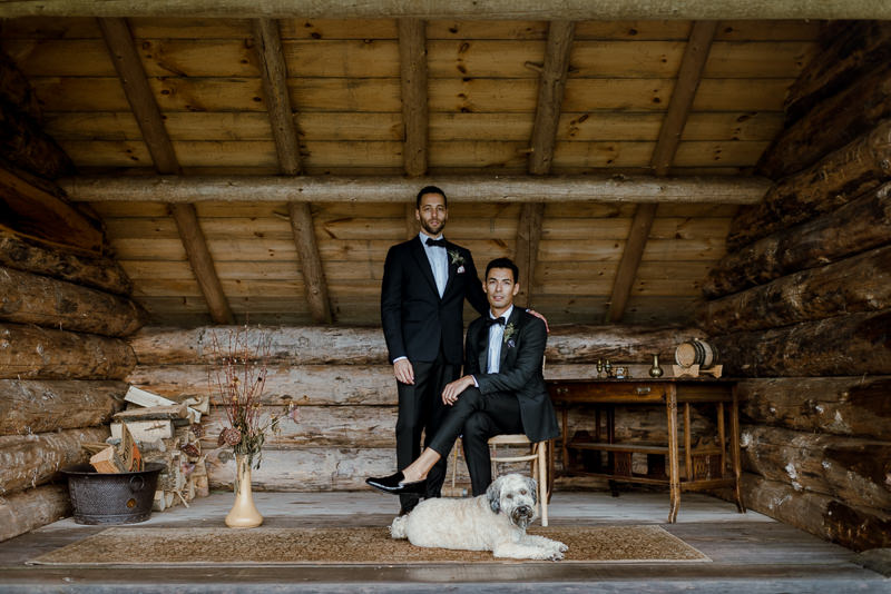 upstate-ny-wedding-venues-46 Deer Mountain Inn Wedding - Gay Wedding Ideas