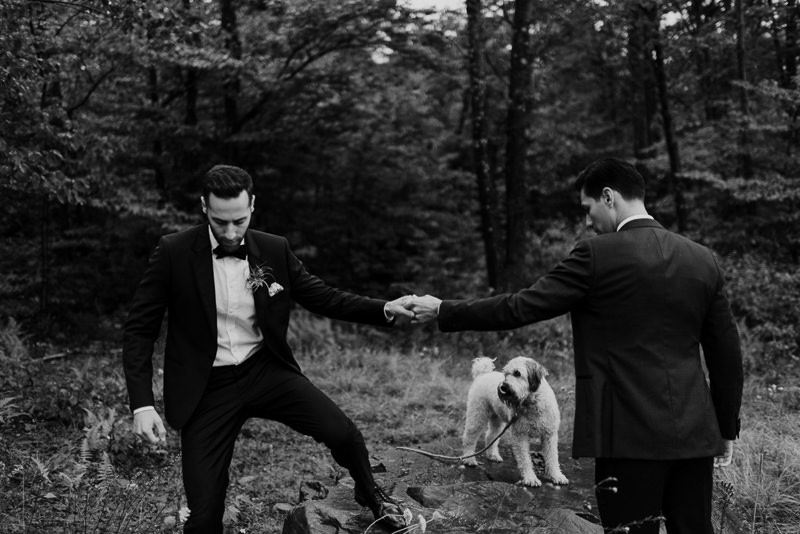 upstate-ny-wedding-venues-47 Deer Mountain Inn Wedding - Gay Wedding Ideas