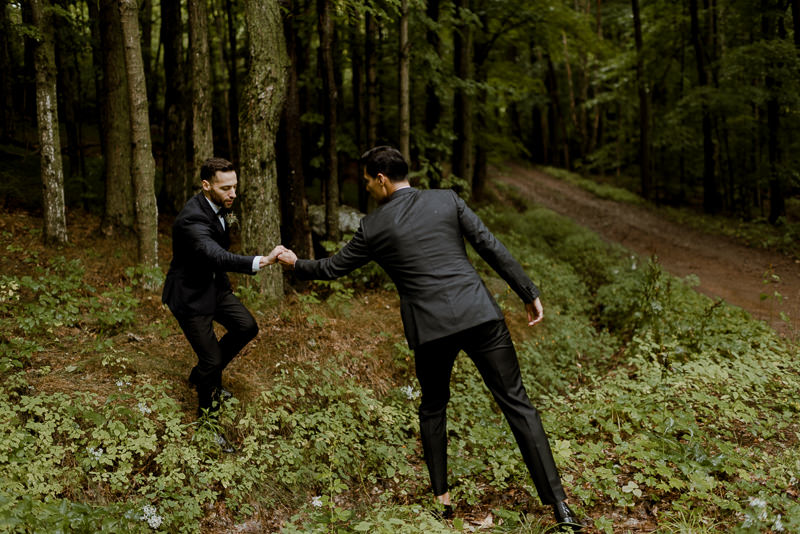upstate-ny-wedding-venues-62 Deer Mountain Inn Wedding - Gay Wedding Ideas