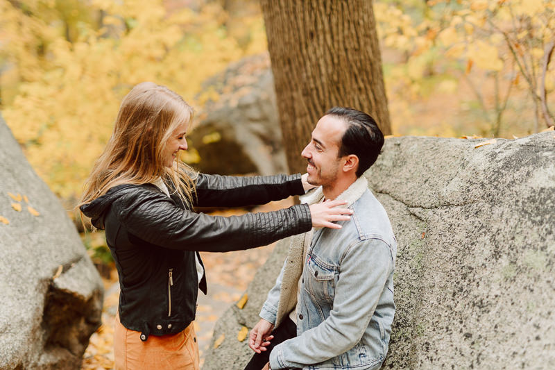 westchester-wedding-photographers-28 Winter Engagement Shoot in Brooklyn