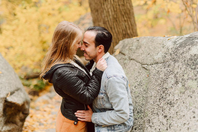 westchester-wedding-photographers-29 Winter Engagement Shoot in Brooklyn