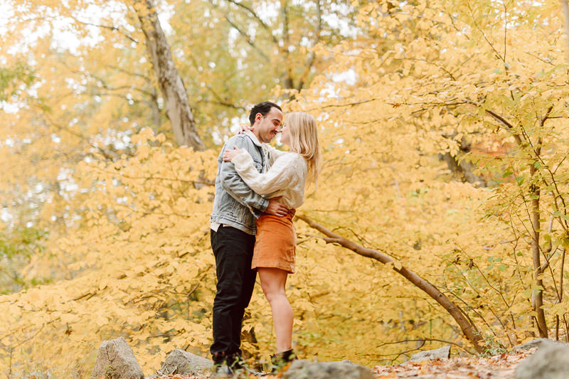 westchester-wedding-photographers-35 Winter Engagement Shoot in Brooklyn