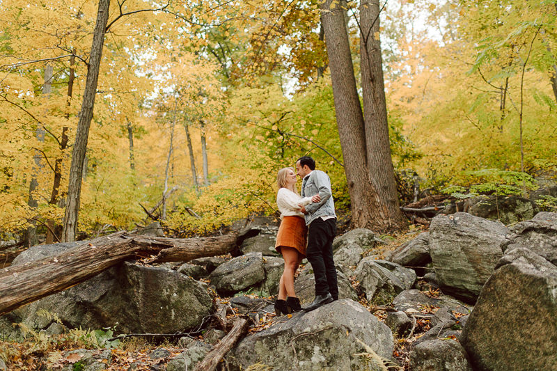 westchester-wedding-photographers-47 Winter Engagement Shoot in Brooklyn