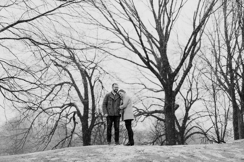 winter-engagement-shoot-in-brooklyn-12 Winter Engagement Shoot in Brooklyn