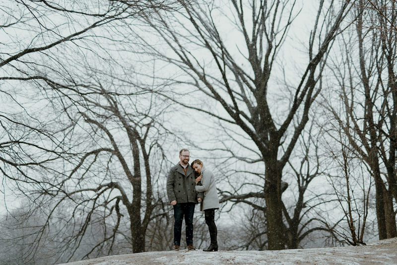 winter-engagement-shoot-in-brooklyn-13 Winter Engagement Shoot in Brooklyn