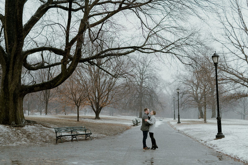 winter-engagement-shoot-in-brooklyn-19 Winter Engagement Shoot in Brooklyn
