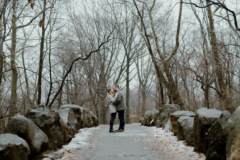 winter-engagement-shoot-in-brooklyn-27 Winter Engagement Shoot in Brooklyn