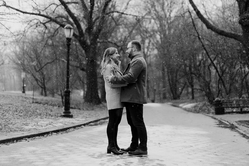 winter-engagement-shoot-in-brooklyn-3 Winter Engagement Shoot in Brooklyn